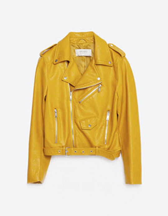 biker-amarilla-zara